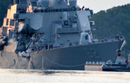 HII Shipbuilding Division to Perform Repairs on USS Fitzgerald