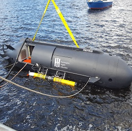HII Demos Dual-Mode Undersea Vehicle at Navy-Hosted Tech Exercise - top government contractors - best government contracting event