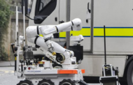 Northrop Lands UK MoD Contract for Robotic EOD Vehicle In-Service Support