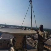 Comtech Satellite Equipment Support Army Disaster Recovery Missions in Texas - top government contractors - best government contracting event