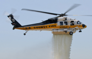 LA County Orders Sikorsky Aerial Firefighting Helicopters
