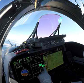 BAE Tests Head-Up Display on 3 Aircraft Platforms - top government contractors - best government contracting event