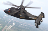 Sikorsky's S-97 Helicopter to Proceed With Full Flight Test