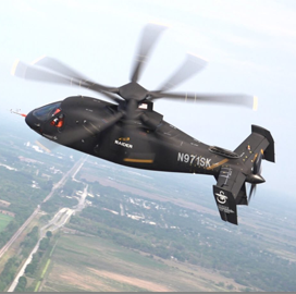 Sikorsky Prepares Raider Helicopter for Proposal to Army With Recent Speed Test - top government contractors - best government contracting event