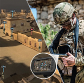 Elbit Systems Debuts RF-Based Force Tracking System - top government contractors - best government contracting event
