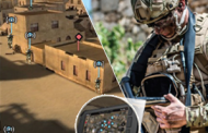 Elbit Systems Debuts RF-Based Force Tracking System