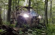 Report: Raytheon Integrates Laser Weapon, Surveillance Tech to Polaris ATV