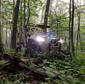 Polaris-ARA-Neya Team Unveils Unmanned Transport Vehicle at AUVSI Conference - top government contractors - best government contracting event