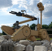 Northrop Subsidiary Unveils New Unmanned Ground Vehicle - top government contractors - best government contracting event
