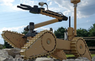 Northrop Subsidiary Unveils New Unmanned Ground Vehicle