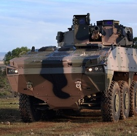 BAE Systems, Milspec to Demo Offering for Australian Army's Military Vehicle Replacement Program - top government contractors - best government contracting event