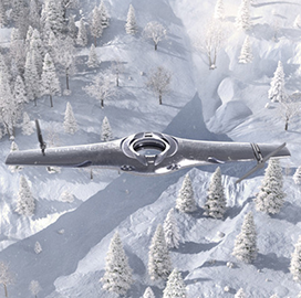 BAE, Cranfield University Collaborate to Develop Hybrid UAV Tech Concept - top government contractors - best government contracting event