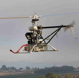 IAI Demos Unmanned Helicopter Concept for Battlefield Logistics - top government contractors - best government contracting event