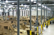 BAE Updates C4I Systems of 5,000th Mine-Resistant Vehicle