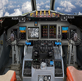 Lockheed Selects Rockwell Collins' Avionics Tech for Greek P-3 Flight Deck Modernization - top government contractors - best government contracting event