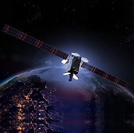 Arianespace Launches Boeing-Built Digital Satellite for Intelsat - top government contractors - best government contracting event