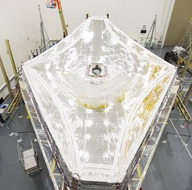 Northrop Deploys Sunshield Subsystem for NASA James Webb Space Telescope - top government contractors - best government contracting event