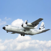 Lockheed Flies 2nd LM-100J Commercial Freighter Unit - top government contractors - best government contracting event