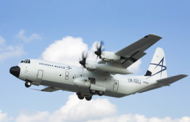 Lockheed Flies 2nd LM-100J Commercial Freighter Unit