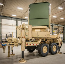 Lockheed to Perform AESA Radar Prototype Tech Maturation Work Under Army LTAMDS Program - top government contractors - best government contracting event