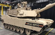 General Dynamics Rolls Out 1st Army SEP V3 Main Battle Tank