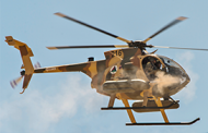 Triumph Group to Continue Gearbox Supply for MD 530 Attack Helicopters