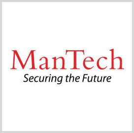 ManTech Gets Air Force Task Order to Support Warfighting Tech Planning, Analysis - top government contractors - best government contracting event