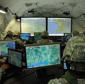 Army Demos Northrop Battle Command System in Phase II Soldier Checkout Event - top government contractors - best government contracting event