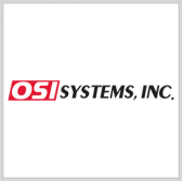 OSI Systems Division Receives Cargo, Vehicle X-Ray Scanning Tech Order - top government contractors - best government contracting event