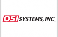 OSI Systems Lands $63M International Contract for Cargo Security Services