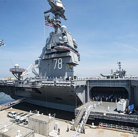 General Atomics to Help Sustain USS Ford Aircraft Launch, Arresting Gear System - top government contractors - best government contracting event