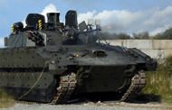 Lockheed Puts UK Fighting Vehicle Turret System Through Live-Fire Test