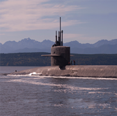 Navy Tests Northrop-Made Submarine Flank Array Sonar - top government contractors - best government contracting event