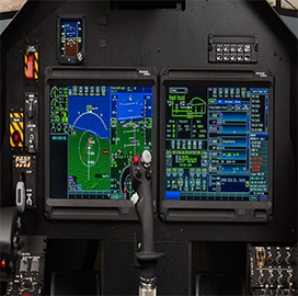 Rockwell Collins to Install Avionics Tech in Calidus-Built Multirole Aircraft - top government contractors - best government contracting event