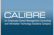Calibre Receives ISO IT Service Mgmt System Certification; Joe Martore Comments