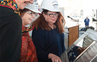 HII Holds Keel Authentication for Lenah H. Sutcliffe Higbee Destroyer