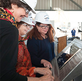 HII Holds Keel Authentication for Lenah H. Sutcliffe Higbee Destroyer - top government contractors - best government contracting event
