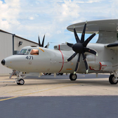 Northrop Gets $50M Contract on Navy E-2D Aircraft Production Contract - top government contractors - best government contracting event