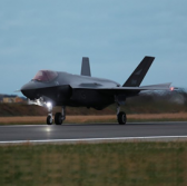 Norway Accepts Initial F-35s From Lockheed - top government contractors - best government contracting event