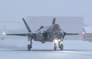 Lockheed, USAF Test Norwegian F-35A Drag Chute