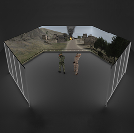 Meggitt Develops New Virtual Weapons Training System - top government contractors - best government contracting event