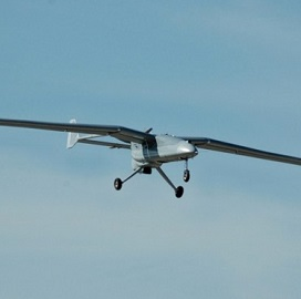 Leonardo-Built Tactical UAS Reaches 15,000 Flying Hours Milestone - top government contractors - best government contracting event
