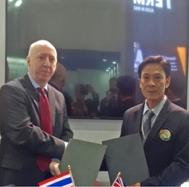Leonardo, Thai Defense Tech Institute Enter Helicopter MRO Partnership - top government contractors - best government contracting event