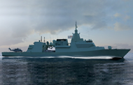 Lockheed Partners With 5 Firms to Pursue Canada's Surface Combatant Program