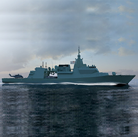 Lockheed Partners With 5 Firms to Pursue Canada's Surface Combatant Program - top government contractors - best government contracting event