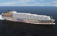 General Dynamics NASSCO Starts Construction of Matson Containership