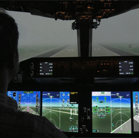 NASA, Boeing Partner to Conduct Flight Safety Research With Synthetic Vision Tech - top government contractors - best government contracting event
