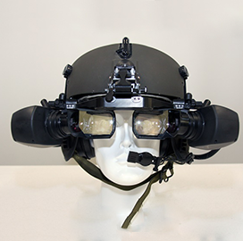 Army to Implement Rockwell Collins' Helmet Mounted Display for Aviation Training - top government contractors - best government contracting event