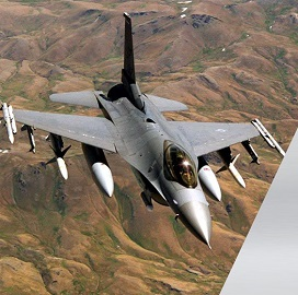 Elbit-Rockwell Collins JV to Integrate Helmet Display System for South Korea's F-16 - top government contractors - best government contracting event
