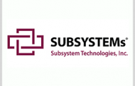 Subsystem Technologies Lands Army Technical Services Contract